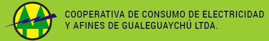 Sitio Web de la Cooperativa Eléctrica de Gualeguaychú - Entre Ríos, Argentina